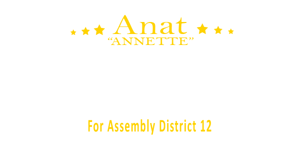 Anat Levy for Nevada Assembly District 12